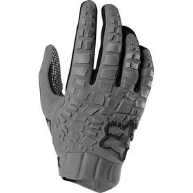 Fox Sidewinder Gloves Men open grey
